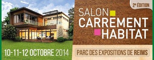 Reims un salon 100 maison refletsactuels for Salon de l habitat reims