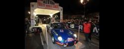 Reims : 18e départ du Rallye Monte-Carlo Historique