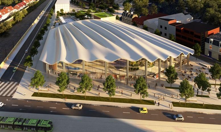Voici ce que sera le grand centre de reims en 2020 - Piscine olympique reims ...
