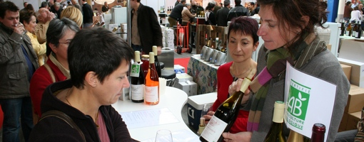 Reims 18 me salon des vins des vignerons ind pendants for Salon des vins independants