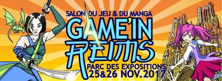 """Résultat de recherche d'images pour """"salon du gaming a reims"""""""