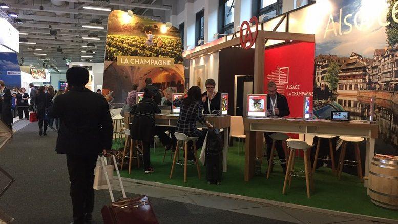 Le grand est fait sa promotion au salon du tourisme de - Salon tourisme berlin ...
