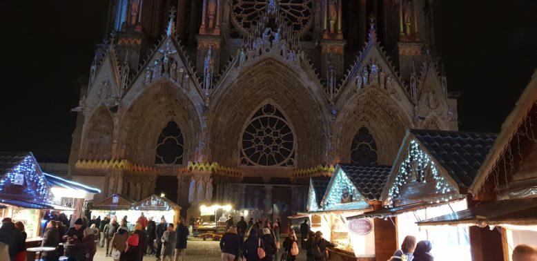 La magie de Noël à Reims - REFLETSACTUELS